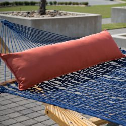 Long Hammock Pillow - Echo Sangria