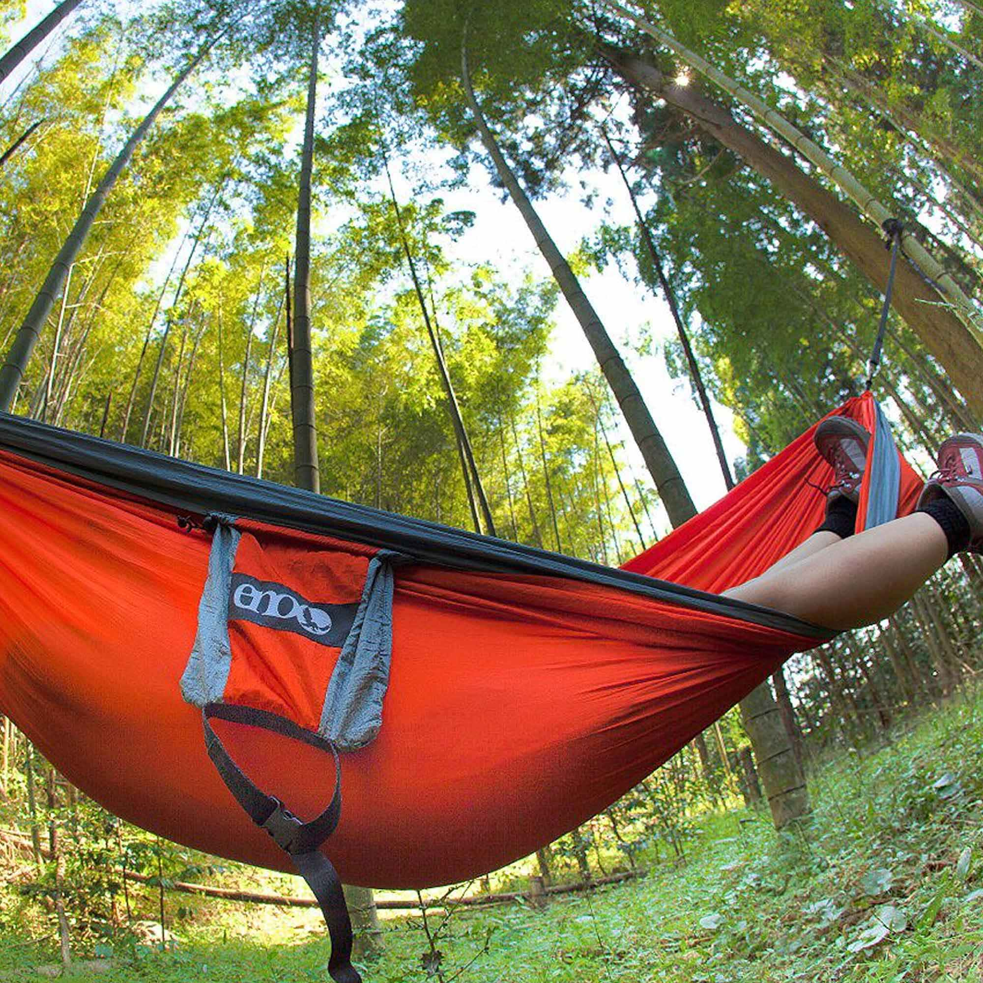 Eno Double Deluxe Camping Hammock Dfohome
