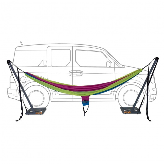 Eno Roadie Hammock Stand Eagles Nest Outfitters Dfohome