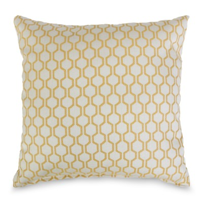 Prism Citrus Outdoor Throw Pillow 19 in. x 19 in. Square