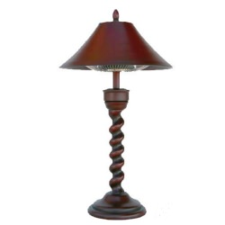 New Orleans 34.7 in. Portable 1,200 watt Patio Heater