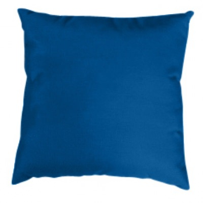 Pacfic Blue Knife Edge Sunbrella Outdoor Pillow