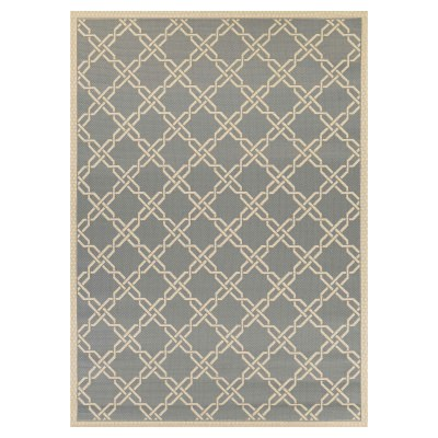 Five Seasons Sun Island Rug Slate/Cream