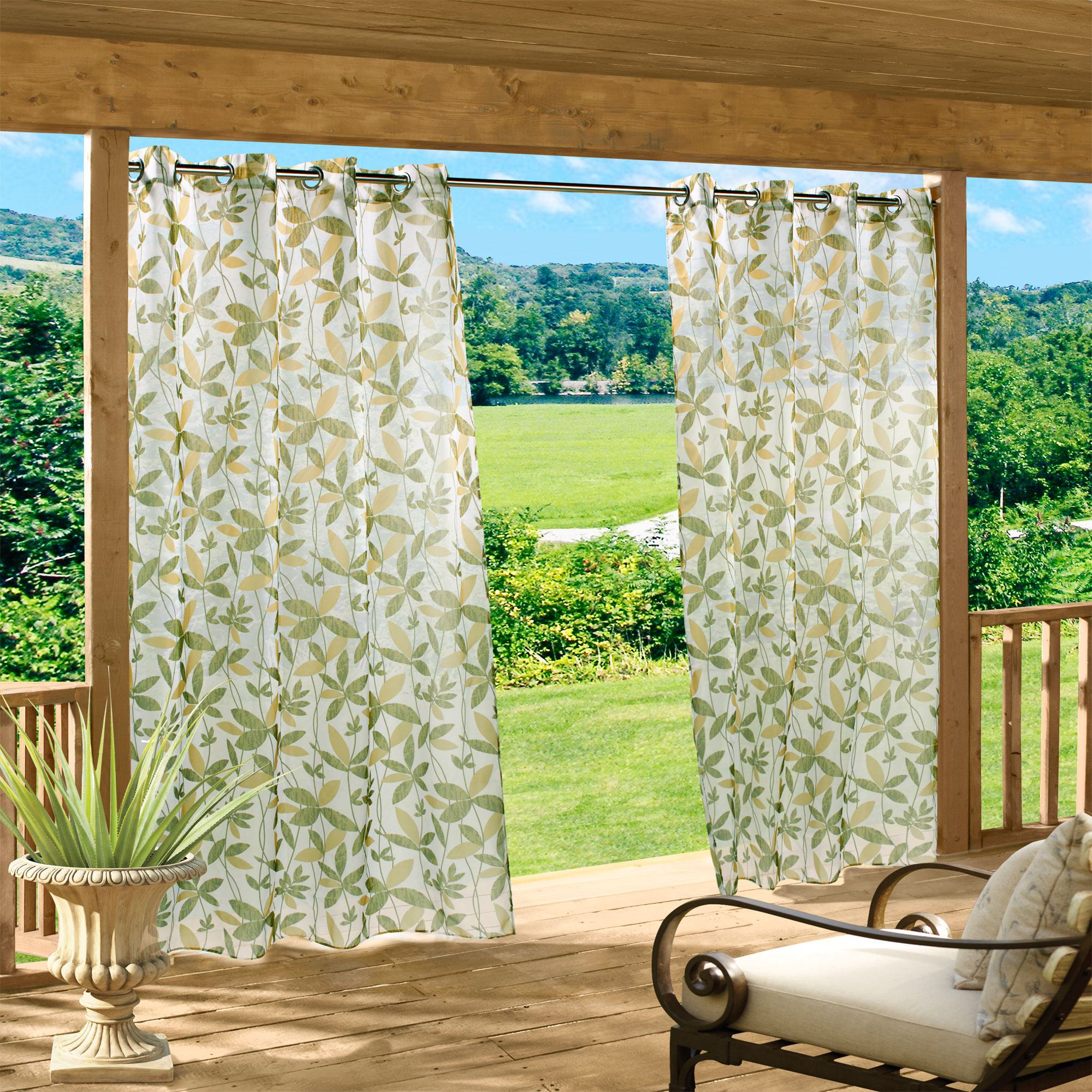 full and gardens popular size better panels tips white sheer decor for curtains curtain grommet alluring design outdoor homes of semi panel picture