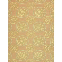 Molly Salmon Outdoor Mat