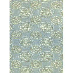 Molly Yellow Grey Outdoor Mat