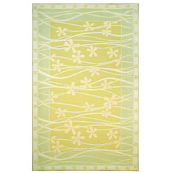 Tall Grass Gold Outdoor Mat