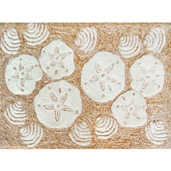 Frontporch Shell Toss Natural Outdoor Rug