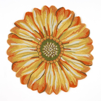 Frontporch Sunflower Outdoor Rug