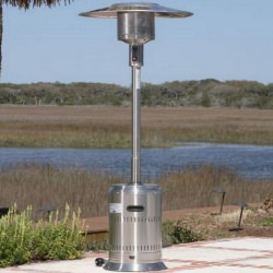 Stainless Steel Commercial Propane Patio Heater