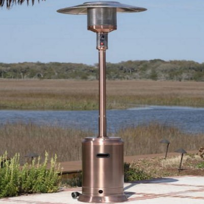 Copper Commercial Patio Heater