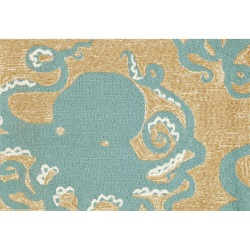Frontporch Octopus Outdoor Rug
