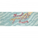 Frontporch Mermaid Crossing Outdoor Rug