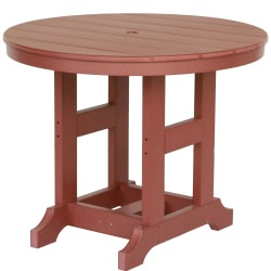 Counter Height - Garden Classic Rose Table