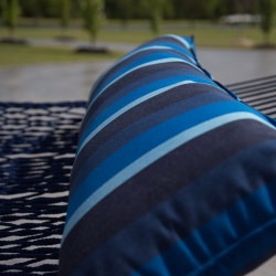 Long Hammock Pillow - Gateway Indigo