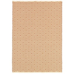 Grand Cayman George Town Ivory and Tan Outdoor Rug