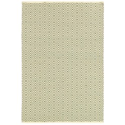Grand Cayman George Town Ivory and Sage Outdoor Rug