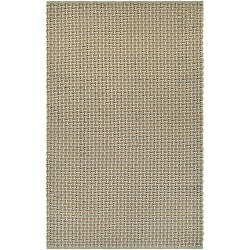 Grand Cayman Boddentown Natural and Brown Outdoor Rug