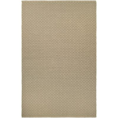 Recife Wicker Stitch Cocoa and Natural (2 ft. x 3 ft. 7 in.)