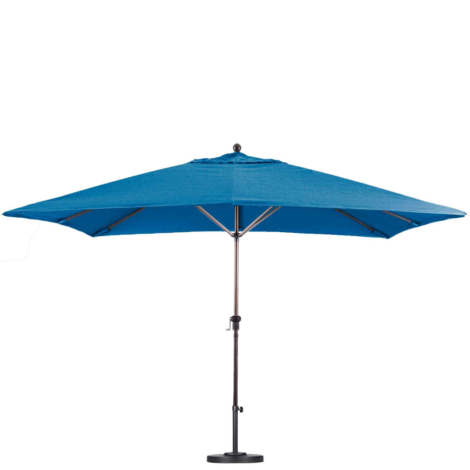 100 Rectangle Patio Umbrellas Continental Rectangular 2x3