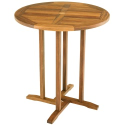 Hatteras Outdoors Cumaru High Dining Table