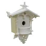 Cuckoo Cottage Birdhouse For Bluebirds