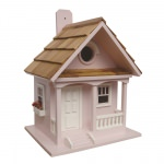 Cotton Candy Cottage Birdhouse - Cotton Candy