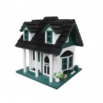 Green Gables Feeder - White/Green/Black