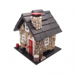 Windy Ridge Feeder - Stone/Red/Black