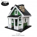 Greenacres Feeder - Green/White/Black