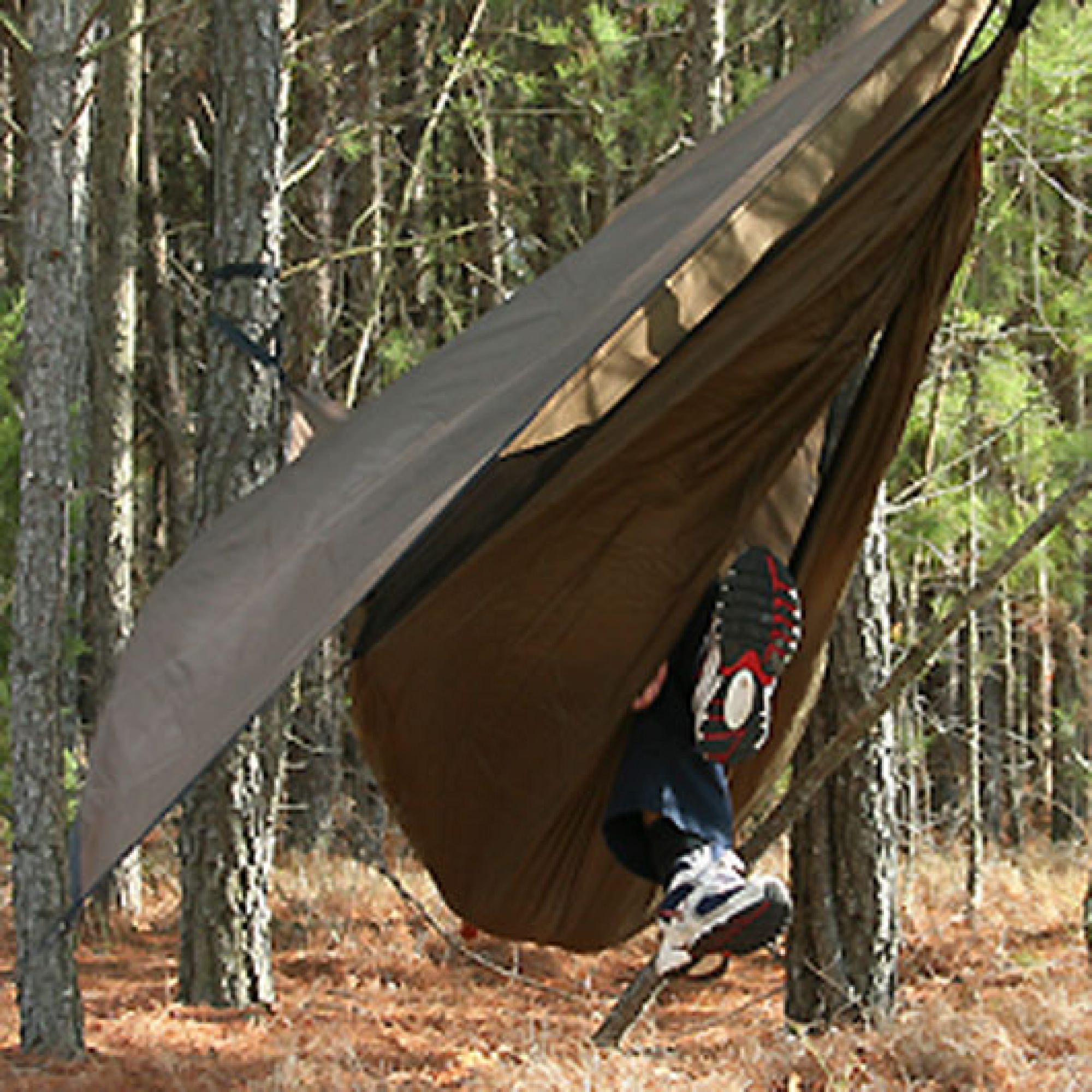 Hennessy Ultralite Backpacker Asym Camping Hammock Dfohome