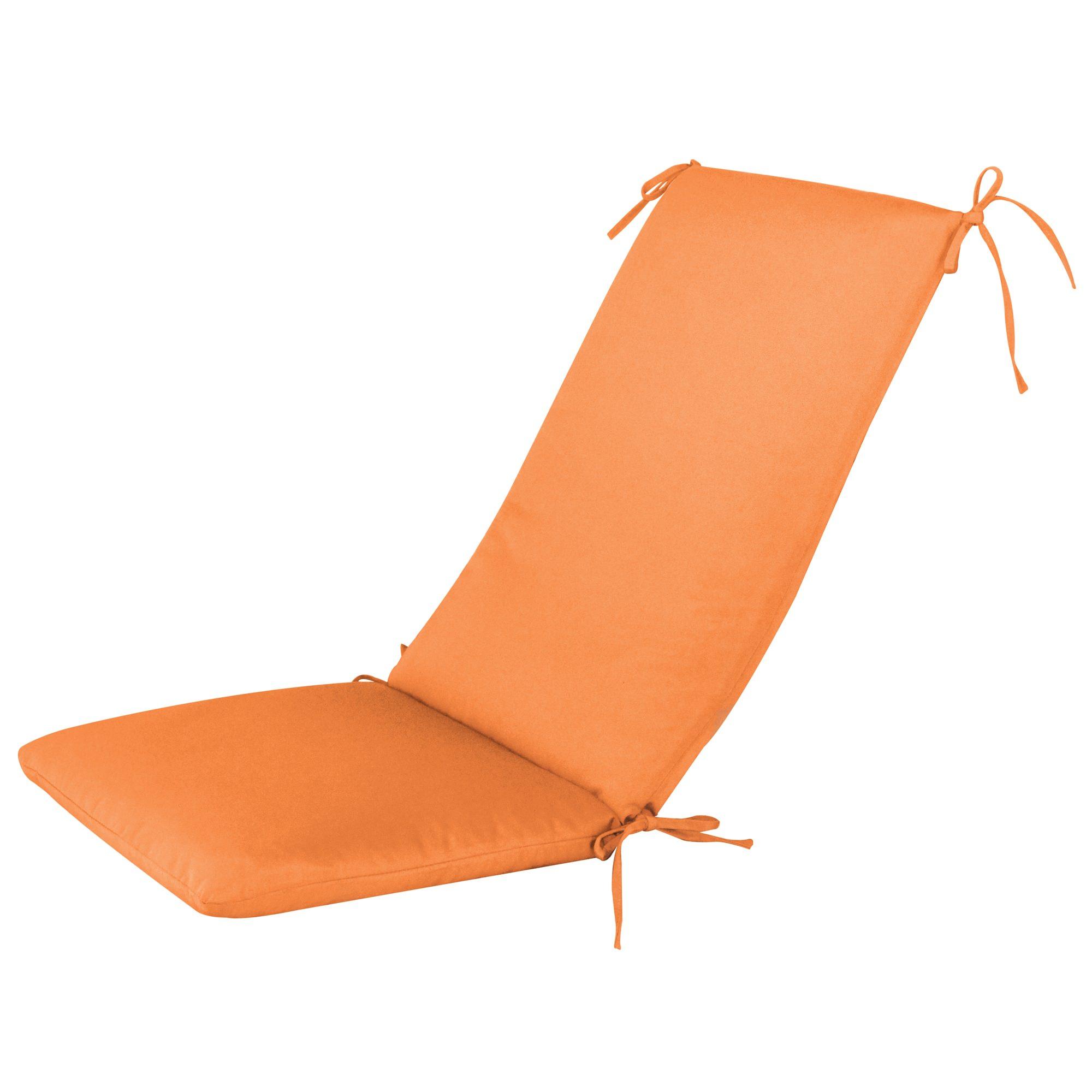 Outdoor high back chair cushions - Knife Edge Sunbrella High Back Chair Cushion