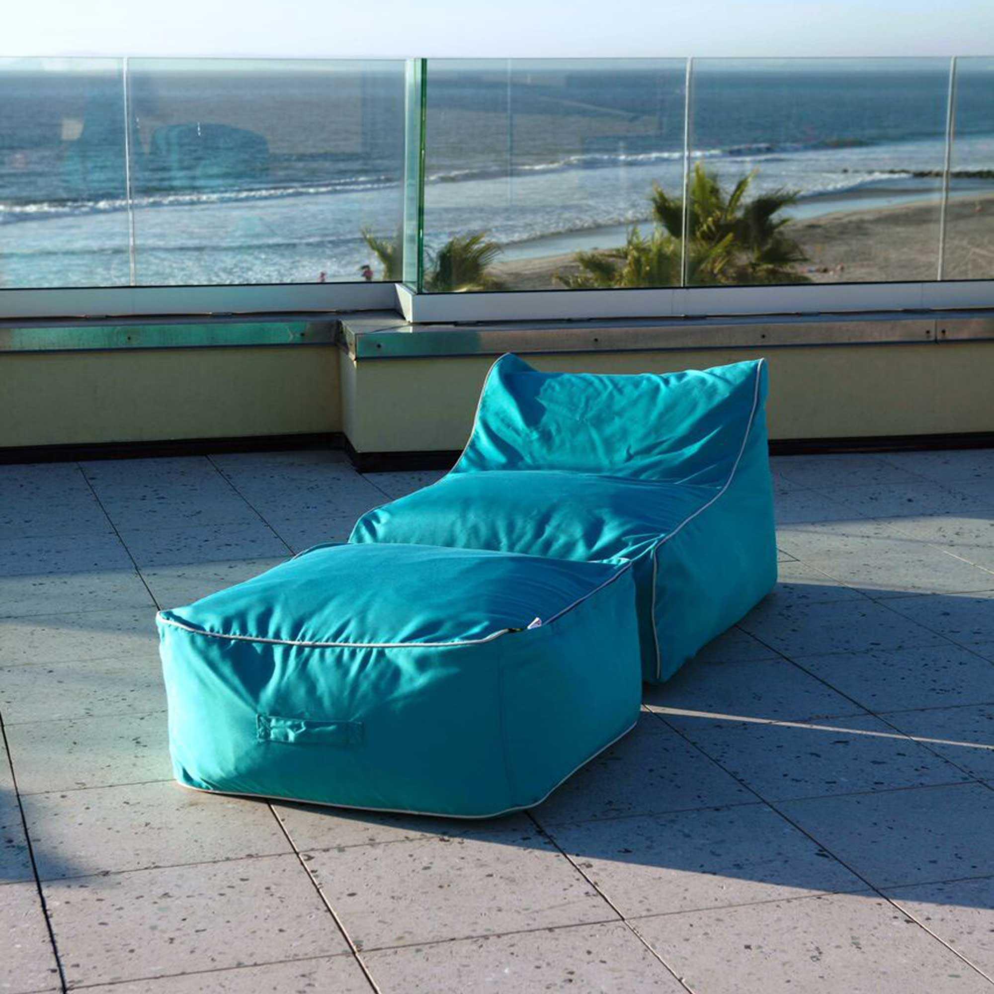 Outdoor Bean Bag Chairs Sunbrella Outdoor Designs
