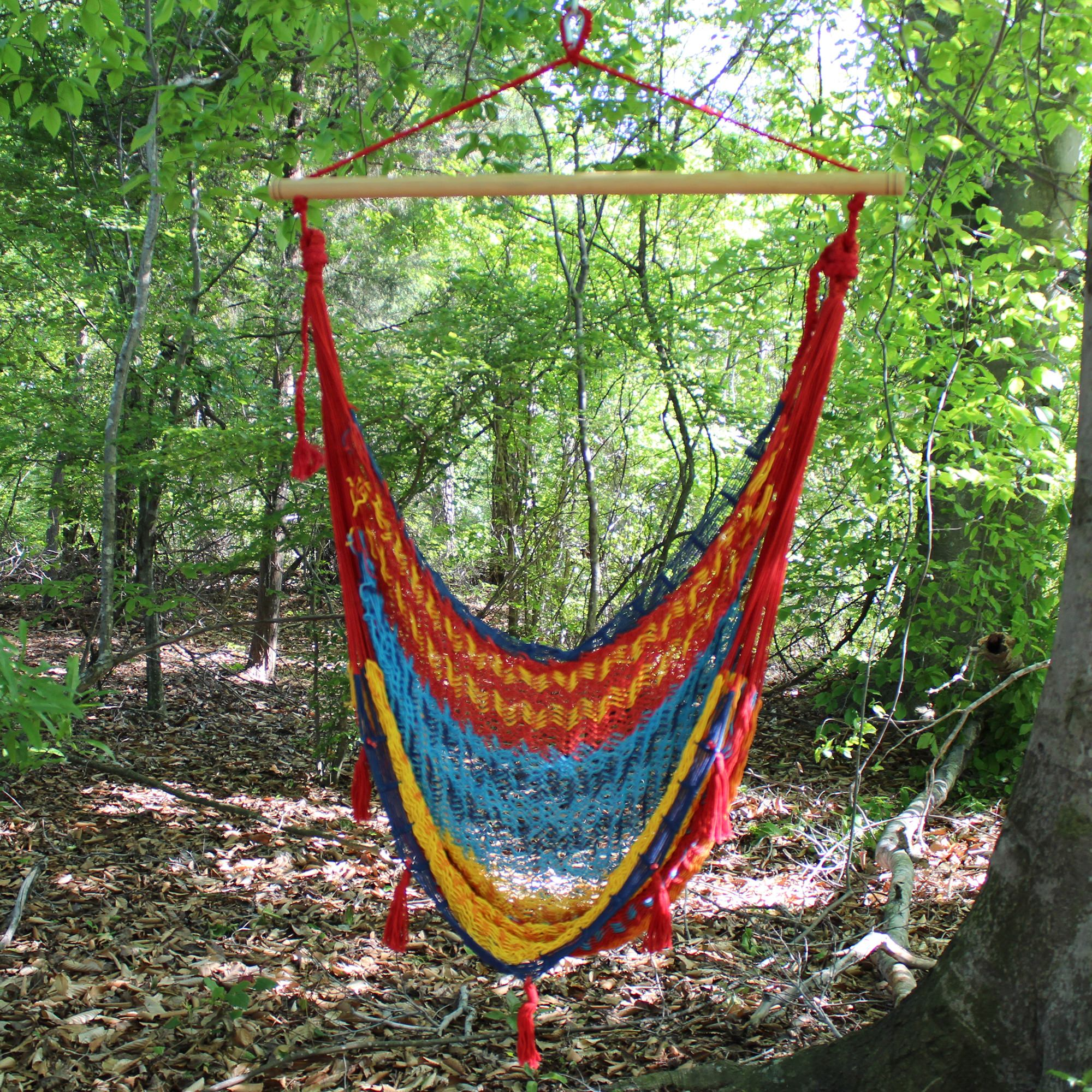 traditional mayan hammock chair traditional mayan hammock swing chair   dfohome  rh   dfohome