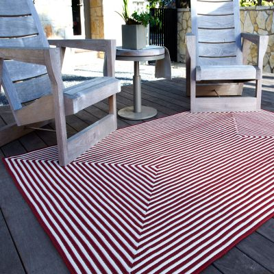Red Outdoor Rugs