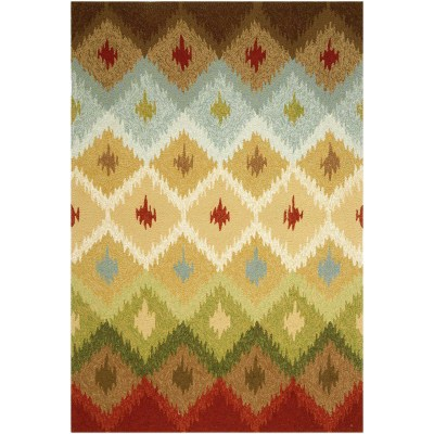 Barcelona Pedra Beige Outdoor Rug 3ft 6in x 5ft 6in