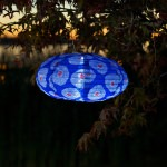 Soji Japanese Seed Outdoor LED Solar Lantern