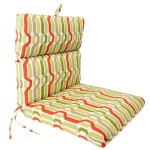 Fiesta Club Chair Cushion