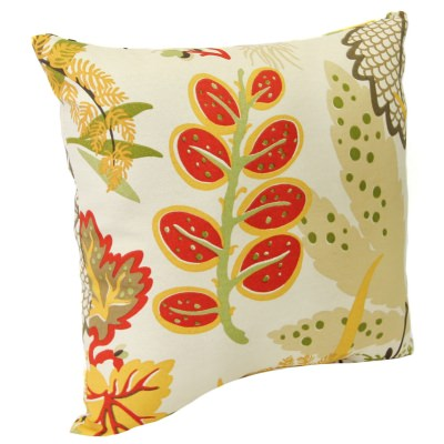 Autumn Retreat Outdoor Pillow (16in x 16in)