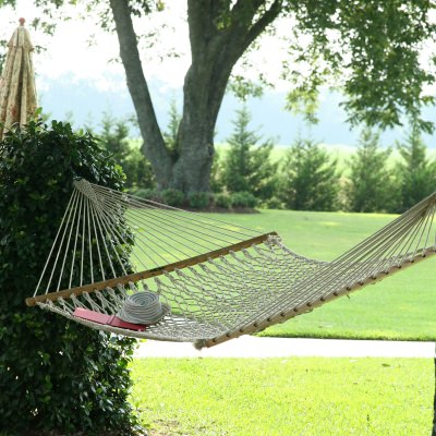 Large Original Cotton Rope Hammock
