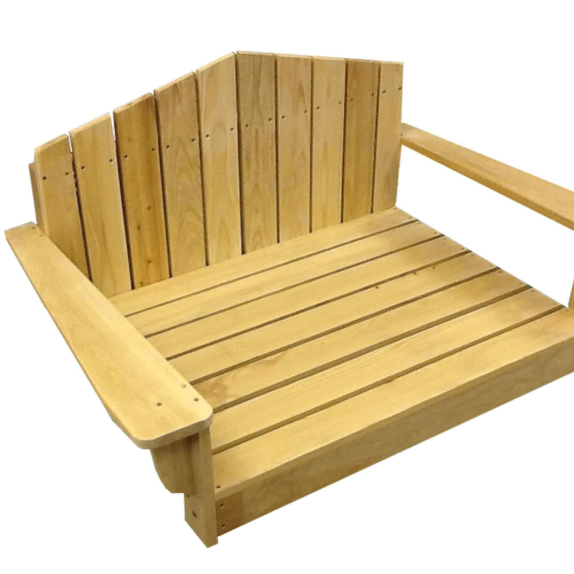 Cypress Adirondack Pet Chair   Large