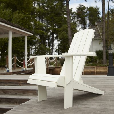 Malibu Collection Adirondack Chair - Poly -