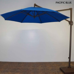 11 Ft. Cantilever Umbrella with Windvent Coverin 4 Colors