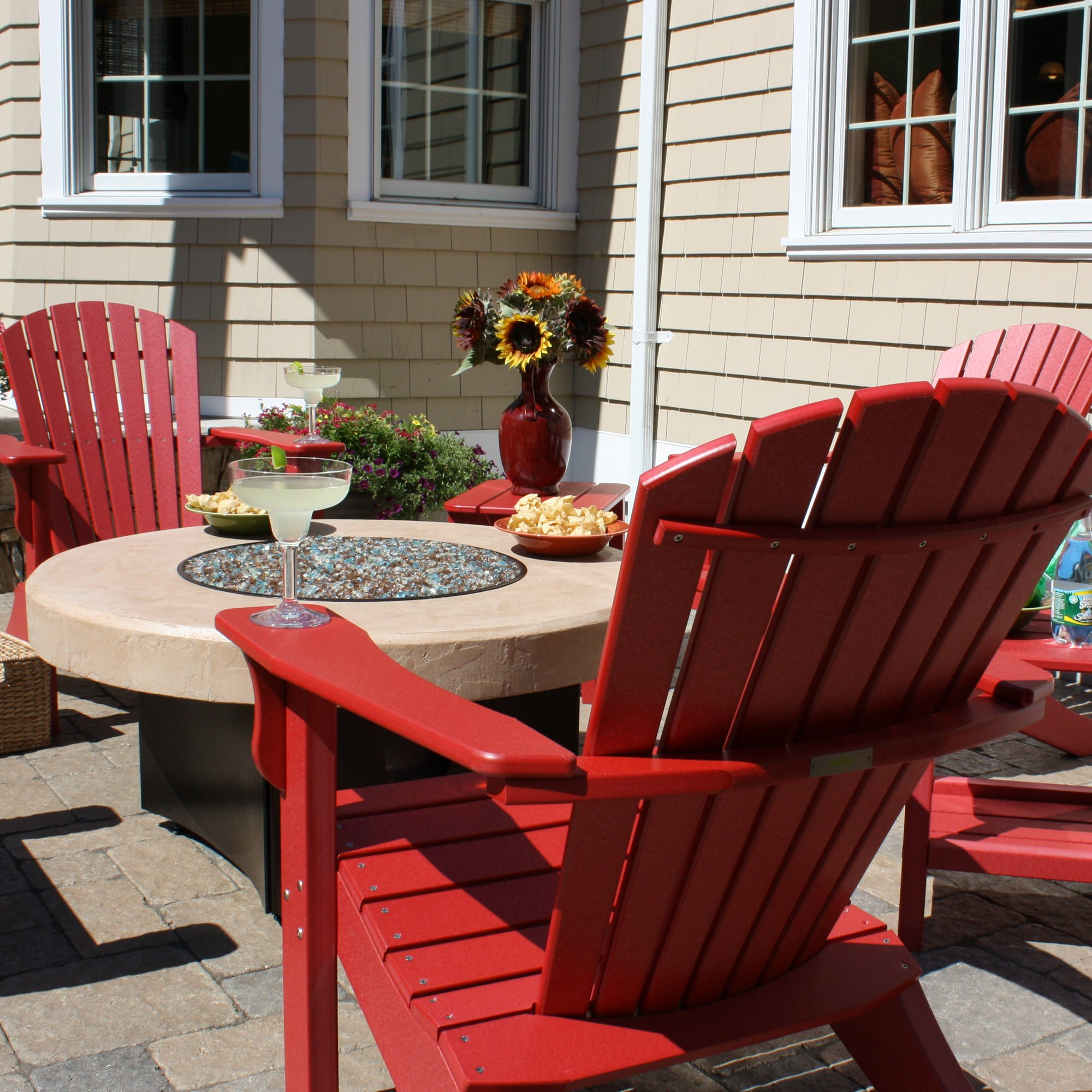 hyannis adirondack chair 14 colors