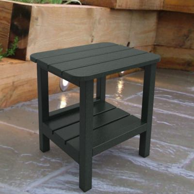 15 in x 19 in Rectangular End Table