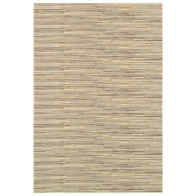 Monaco Larvotto Sand/Multi Outdoor Rug