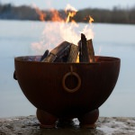 41 Inch Nepal Fire Pit