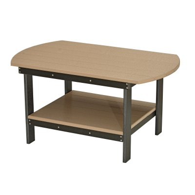 Oblong Coffee Table - Available in 18 colors