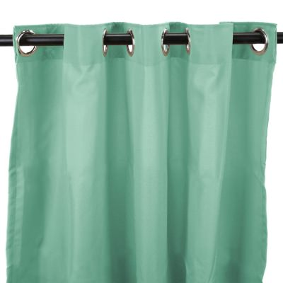 Spa Outdoor Curtain with Steel Grommets (54 x 84)