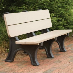 Park Bench - 7 colors available